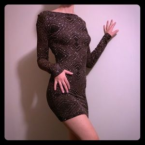 Sexy tight cocktail dress. 💃🏼
